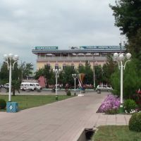 Гостиница в Старом городе, Андижан