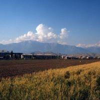 Кыргызстан, с Ленин-Джол, ныне Массы или Ноокен, Балыкчи