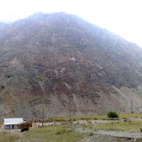 En la ruta a Osh, Балыкчи