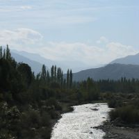 Isfayram river, Балыкчи