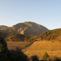 Chauvay ravine, Балыкчи
