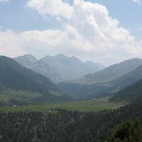 Ak-Tuya ravine, Балыкчи