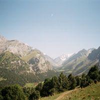 Kalday, Murdachi, view to Karagoy, Балыкчи