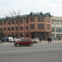 Гостиница около вокзала, Советабад