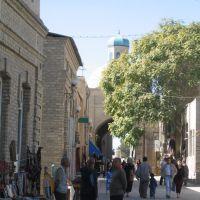 Улицы старого города, Бухара