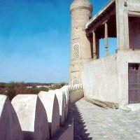 1985.04. - Buhara, Ark castle from 8-10th-century, Бухара