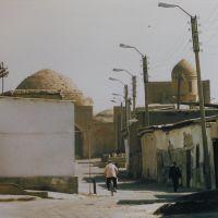 Bukhara Back Steet, Бухара