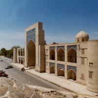 View to Kukeldash madressah in Bukhara, Бухара