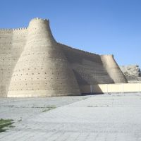 Bukhara - Forteresse Ark  -  Uzbekistan, Бухара