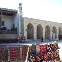 Bukhara -  marché aux tapis, Бухара