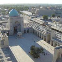 Bukhara - Mosque Kalon, Бухара