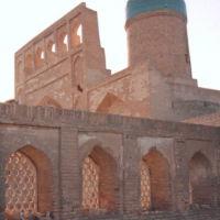 Sheikh Qasem Mosque, Бухара