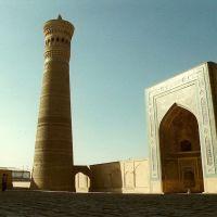 Boukhara - Minaret et mosquée de Kalian, Бухара
