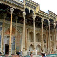 40 pillar Mosque, Бухара