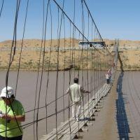 Uzbekistan - Ponte su Amu Darya, Газли
