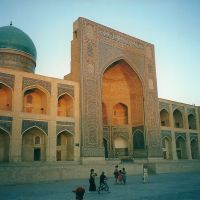 Bujara en Uzbekistán, Газли