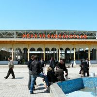 Boukhara : Marché principal modernisé, Галаасия