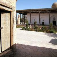 Buxoro, Hazrati Imam cemetery, Галаасия