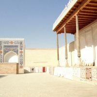 Ark Citadel Public Square (Bukhara, Uzbekistan), Галаасия