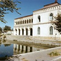 Boukhara - Le Palais Sittoré-i-Makhi-Khassa, Галаасия