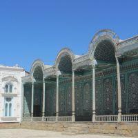 Boukhara - Palais dété du Khan, Галаасия