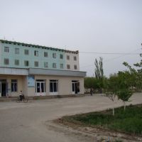 23 дом со стороны райбольницы, Каган