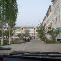 Двор 22 и 23 домов, Каган