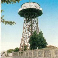 Водонапорная башня инженера В.Г.Шухова. (фото 1997г), Каган