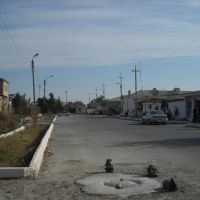 Вид в сторону 5-го магазина, Каган