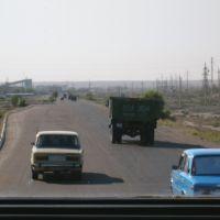 Road to Bukhara (off Khiva), Каракуль