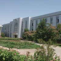 Bukhara,Romitan,hokimiyat, Каракуль