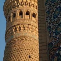 Kalyan or Kalon Minor (Great Minaret), Bukhara- Uzbekistan, Каракуль