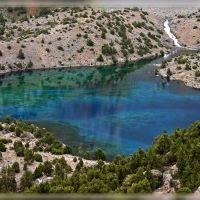 Lake Alaudin - 3, Заамин