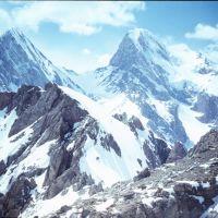 Перевал Чимтарга Chimtarga pass, May 1988, Заамин
