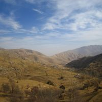 From Samarkand to Shakhrisyabz, Uzbekistan, Усмат