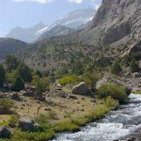 YD_Tadjikistan_Monts Fankye, Усмат