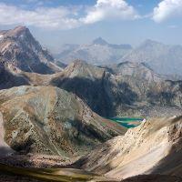 YD_Tadjikistan_Lac Tchoukourak, Усмат