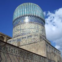 Samarqand - Bibi Khanoum  -  Uzbekistan, Усмат