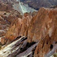 в ущелье Искандердарьи, Усмат