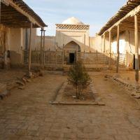 Inside the medrese (XVIII-XIX c. ac), Мангит