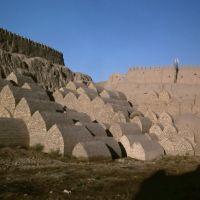 Khiva outside Wall, Мангит
