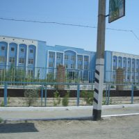 Government Building Karakalpakstan, Муйнак
