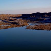 旧アラル海の沼地, Муйнак