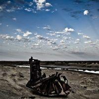 Aral Sea Ships, Uzbekistan, Муйнак