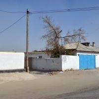 Muynak in Republic of Karakalpakstan, Uzbekistan., Муйнак