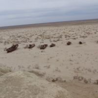 shipwrecks munlyak uzbekistan, Муйнак