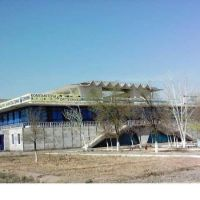 Qirq qiz restoran, Нукус