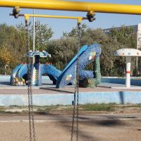 Аквапарк / Aquapark, Нукус