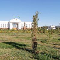 """""""Белый дом"""" / Кабинет министров / Cabinet Council, Нукус"""