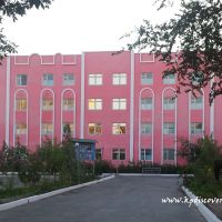 Nukus art and culture college, Нукус
